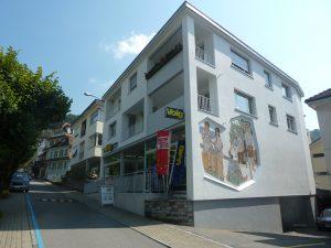 Wohn- und Geschäftshaus an top Lage, in Gersau